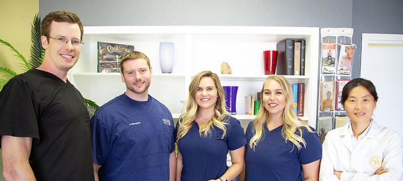 MBS Wellness Chiropractic Center Staff