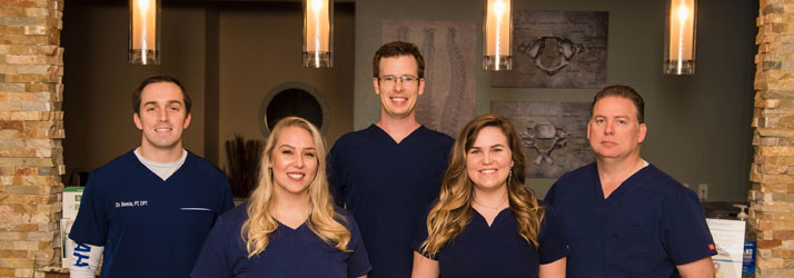 Staff at Anthony Medical & Chiropractic Center - Killeen