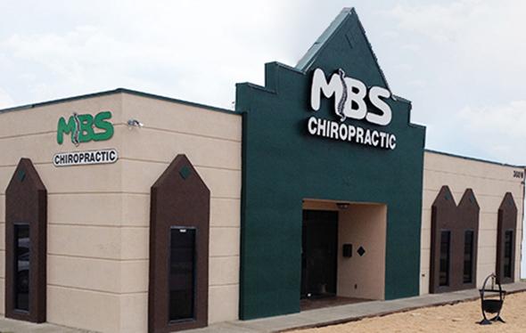 Chiropractic Killeen TX Office Building